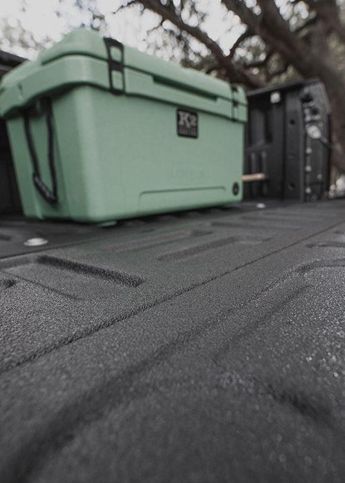 Truck Bed Liner and Cargo Holder