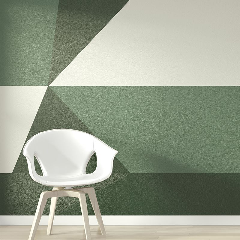 Modern painted wall