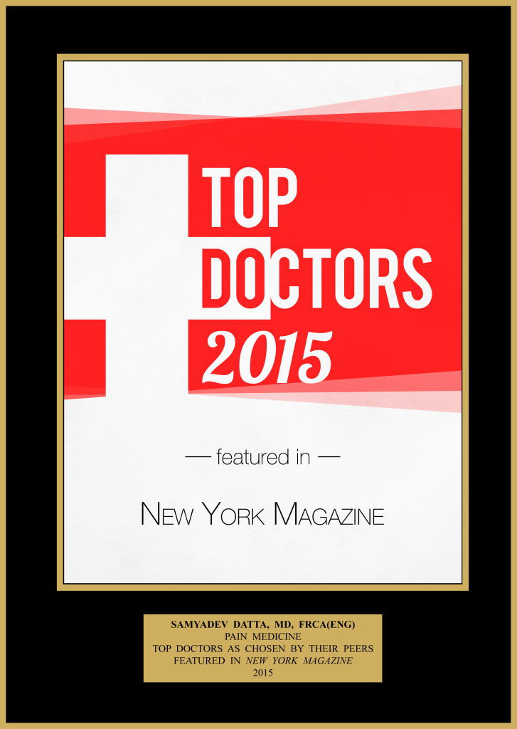 image of the 2015 doctors plaque