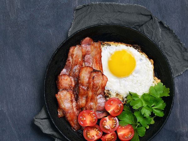 Get the freshest eggs and pork in Balltown from Tenderfoot Farm