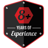 8 years experience badge.png