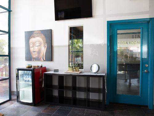 A photo of The Union's Alamo Heights yoga studio.
