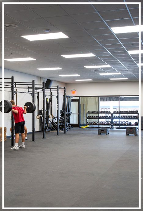 Image of the gym