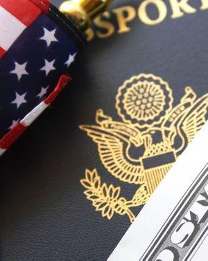 Passport Immigration Image