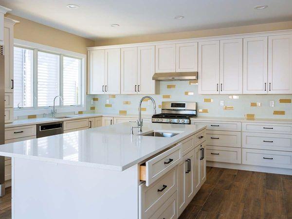 beautiful modern kitchen backsplash