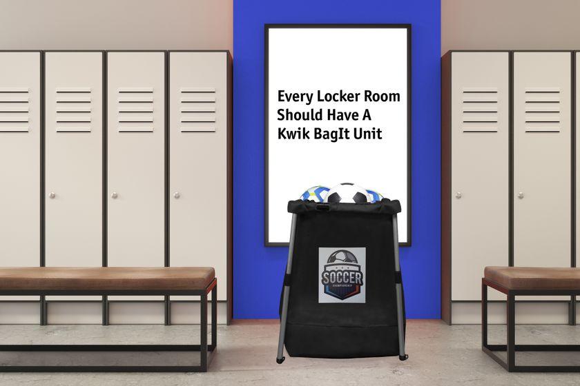 """""""Sport Locker Room"""" Model"""