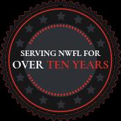 Serving NWFL Badge