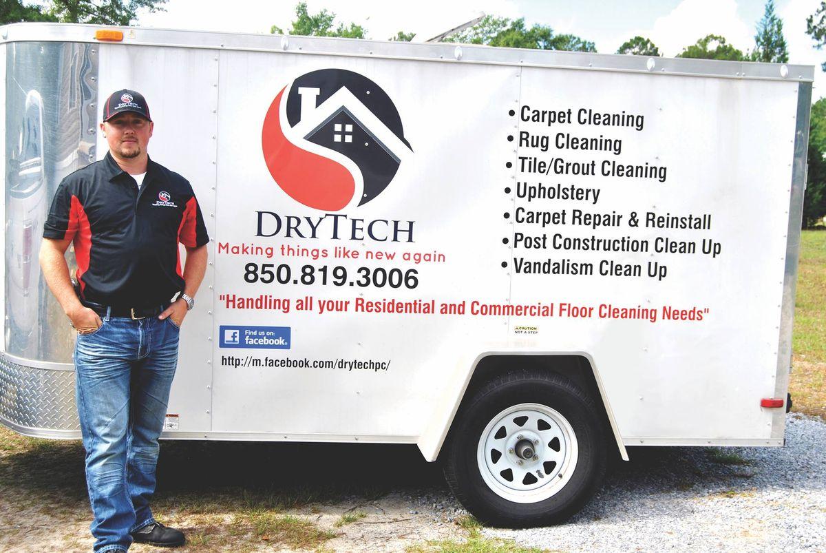 DryTech Trailer