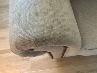 Dirty Sofa Arm