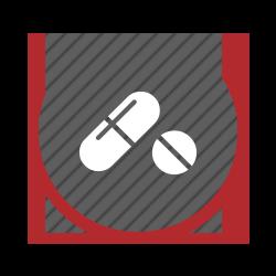 drug testing icon