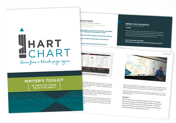 HartChart Writer's Toolkit Booklet Graphic