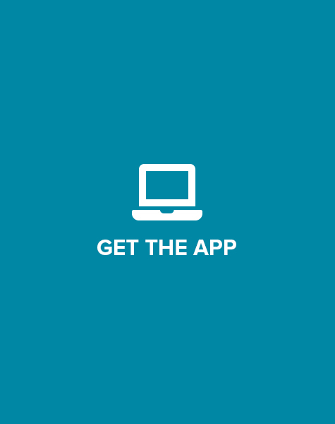 Get The App Graphic