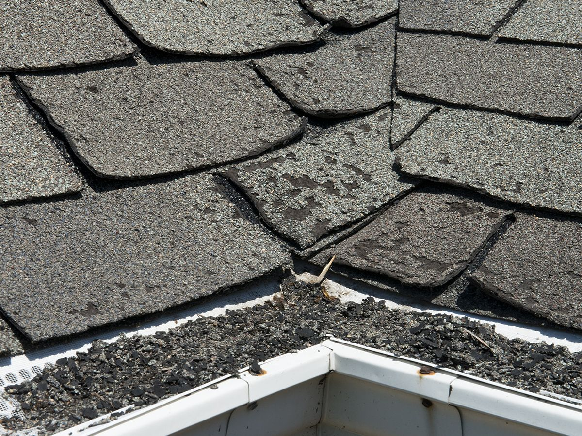 A damaged roof risks your home's integrity