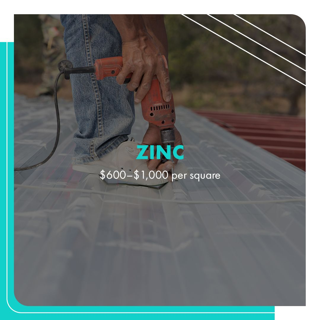 Zinc Roofing Pricing