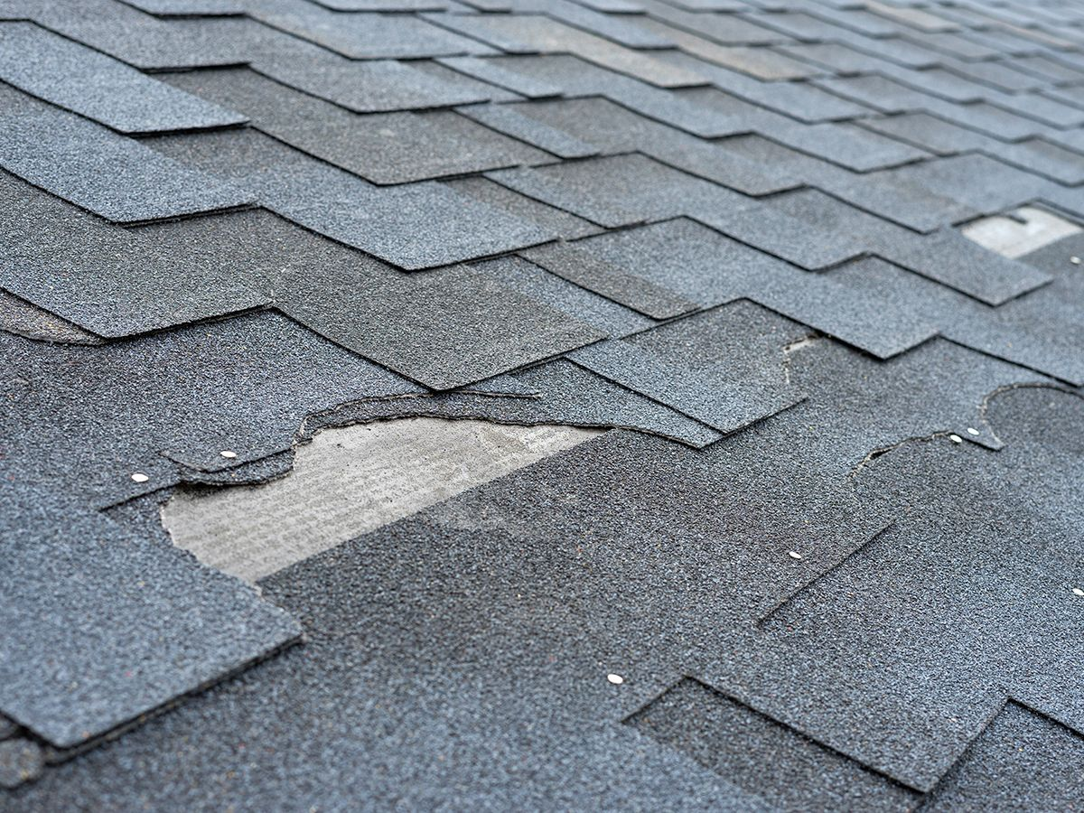 Open spots in your roof can create more issues in your home