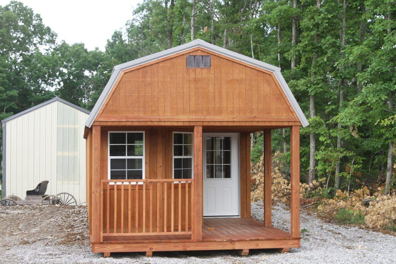Premium Lofted Cabin