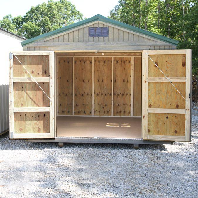 Eco Barn (Treated)