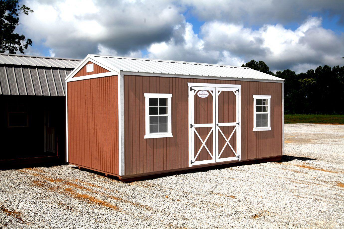 Premium Side Barn (Painted)