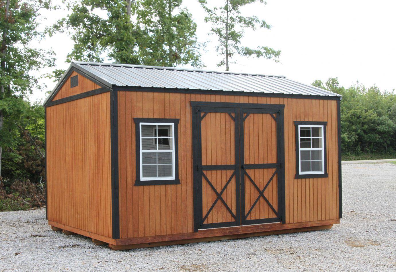 Premium Side Barn (Treated)