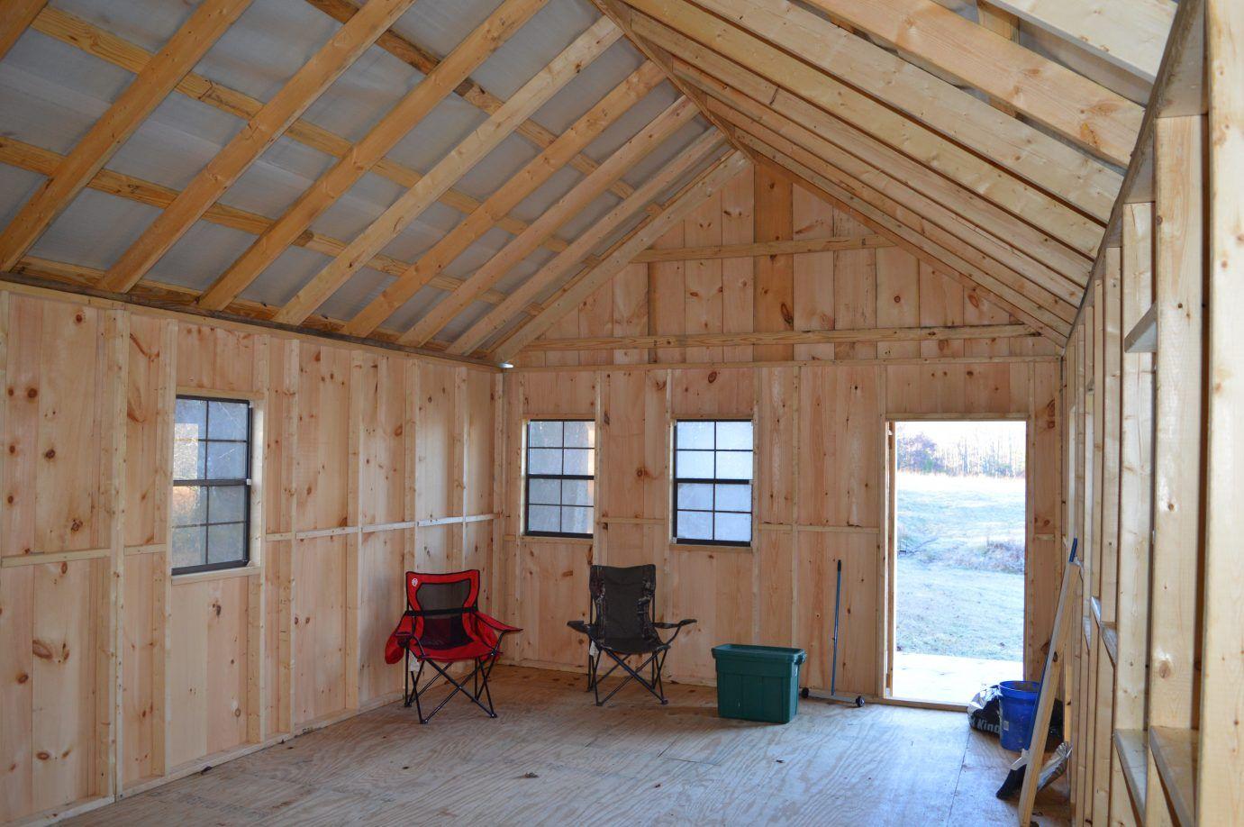 Crosville 12x30 A-Frame Cabin