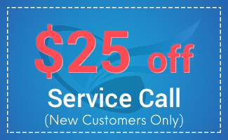 Save $25 on First Service Call