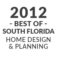 2012 Best of South Florida Home Design & Planning