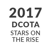 2017 DCOTA Starts on the rise