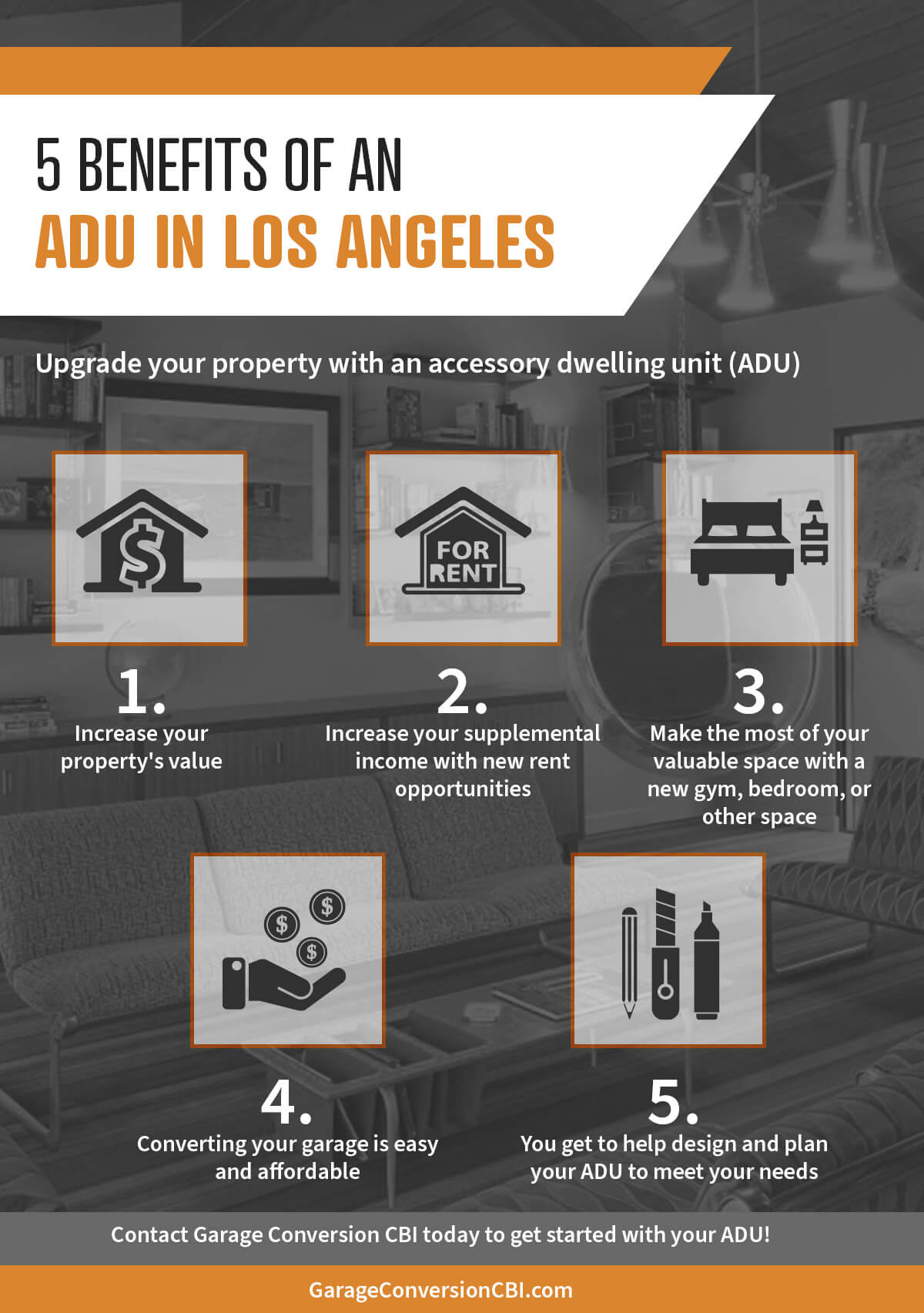 5 Benefits Of An ADU In Los Angeles