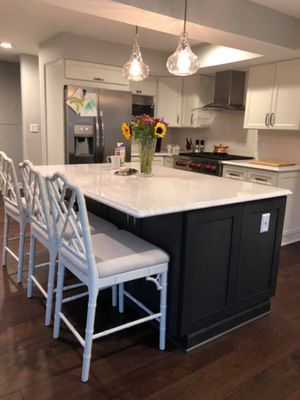 Image of open kitchen space remodeled by Remodeling FX