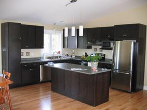 Image of remodeled kitchen from Remodeling FX