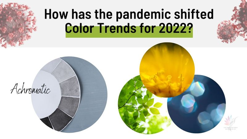 Color shifts for 2022