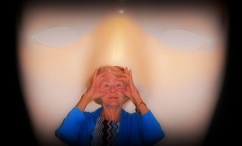 Color Vision Deterioration In The Elderly