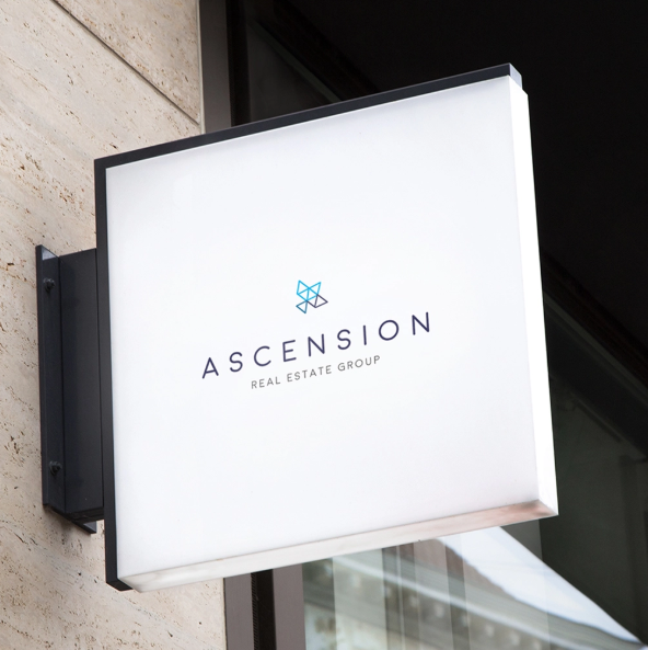 Ascension Real Estate Group sign.png