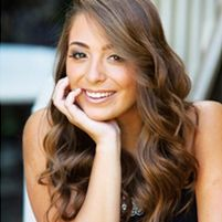 Professional dance teacher Alexandra Santalo of Dance Empire of Miami