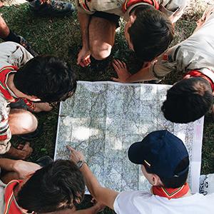Boy Scout Ministry