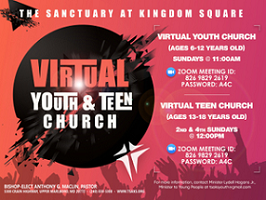 Virtual Youth Teen Church