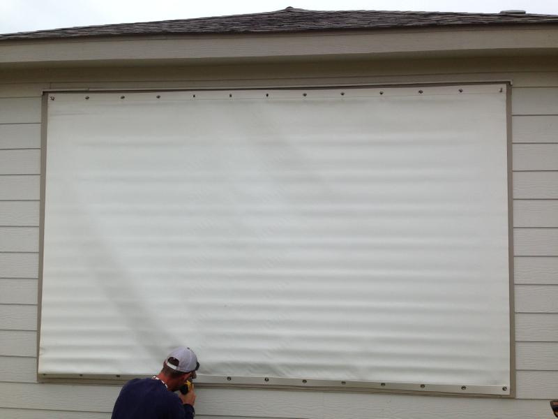 Wayne-Dalton Fabric -Shield™ Storm Panels