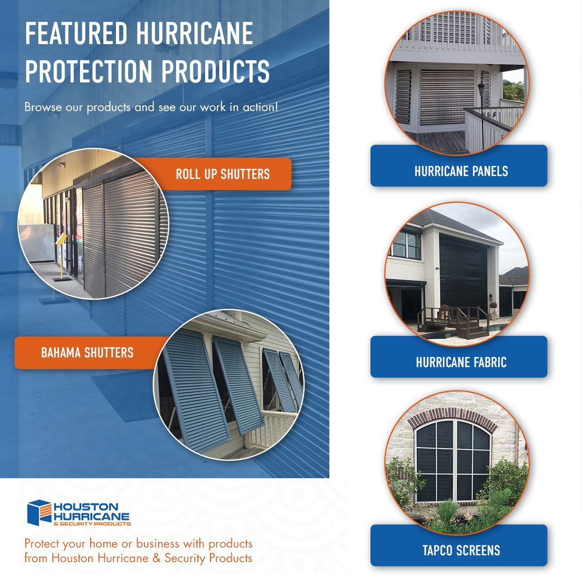 Featured Hurricane Protection Products