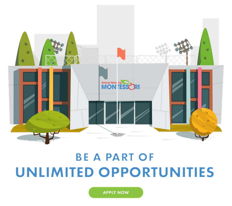 Be a part of unlimited opportunities