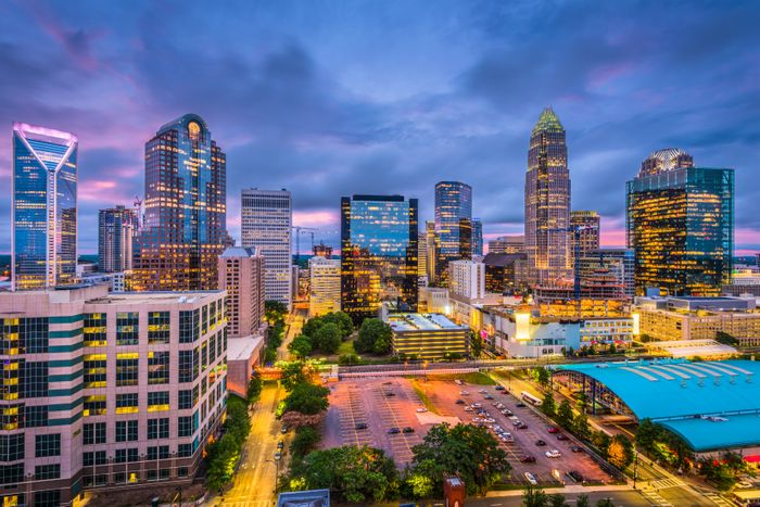 Production of American Health Front Medical News being held in Charlotte