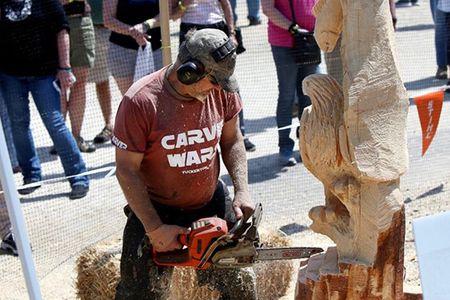Carve Wars Demonstrations