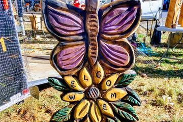 Commissioned Wood Carvings