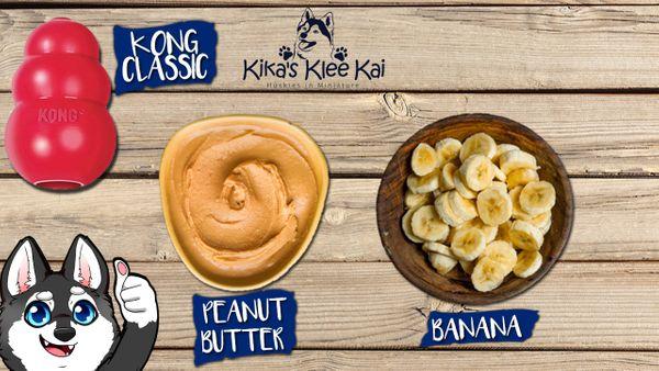 Kong Recipe Peanut Butter And Banana