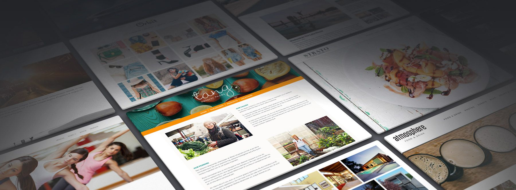 build a website with great design