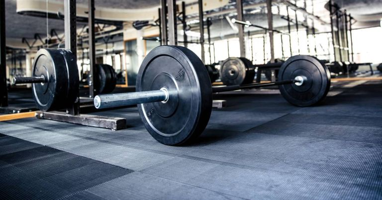An image of gym equipment.