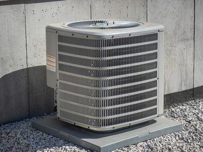 Outdoor air conditioner.