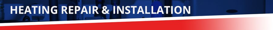 Heating Repair & Installation Banner