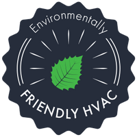 Environmentally Friendly HVAC Badge