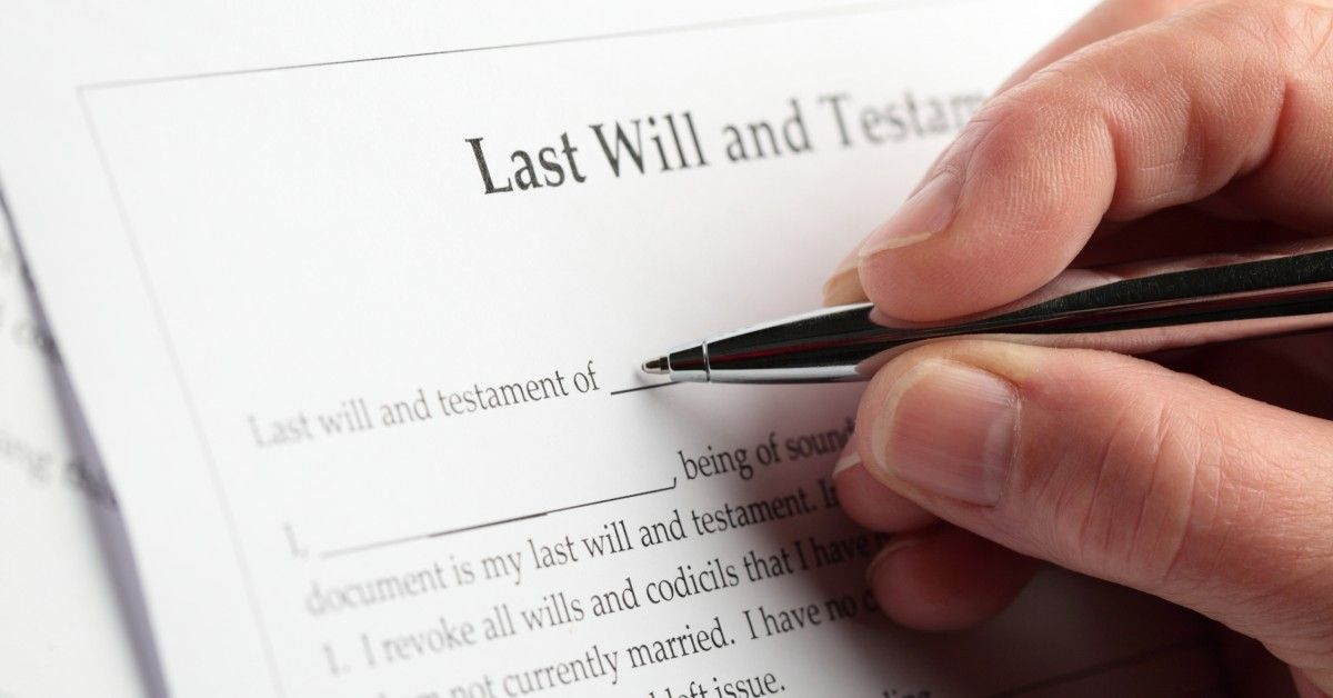 5 Reasons You Should Have a Last Will and Testament featured image