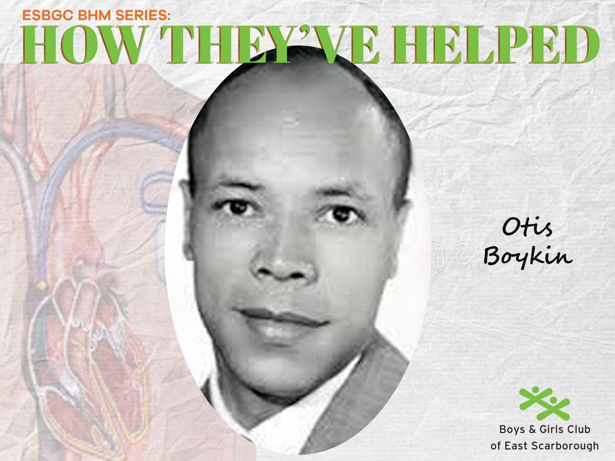 Meet Otis Boykin